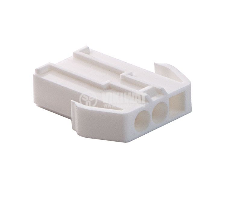 Конектор за обемен монтаж женски, VF45003-3RF, 3 пина - 1