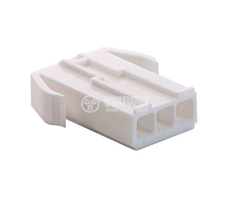 Конектор за обемен монтаж женски, VF45003-3RF, 3 пина - 4