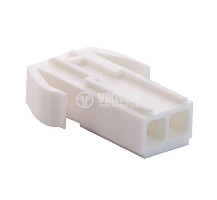 Connector female, VF45003-2RF, 2 pins - 4