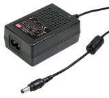 Адаптер 18VDC, 2A, 36W, 80~264VAC, 113~370VDC, импулсен, GSM36B18-P1J