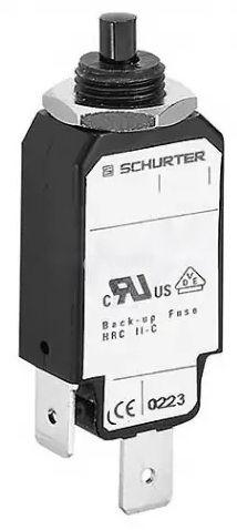 Токова защита T11-311-1A, 240VAC/48VDC, 1A, еднополюсна