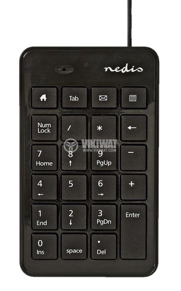 Цифрова клавиатура - 1