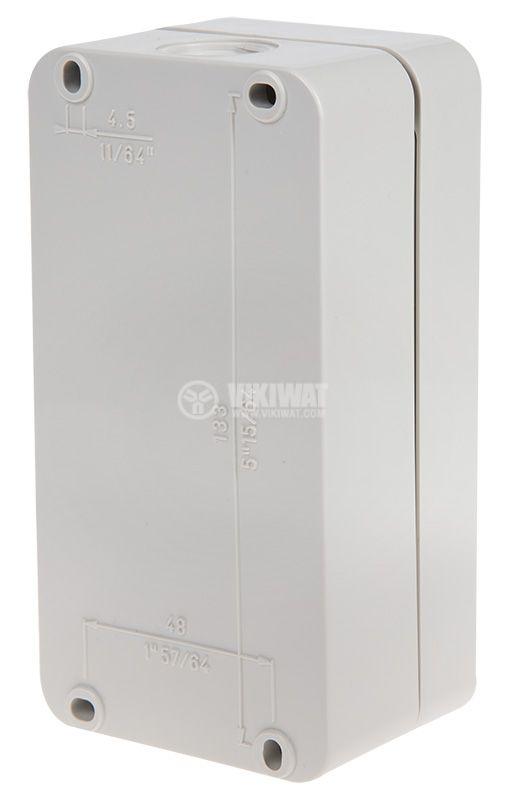 Box 145x75x54mm - 3