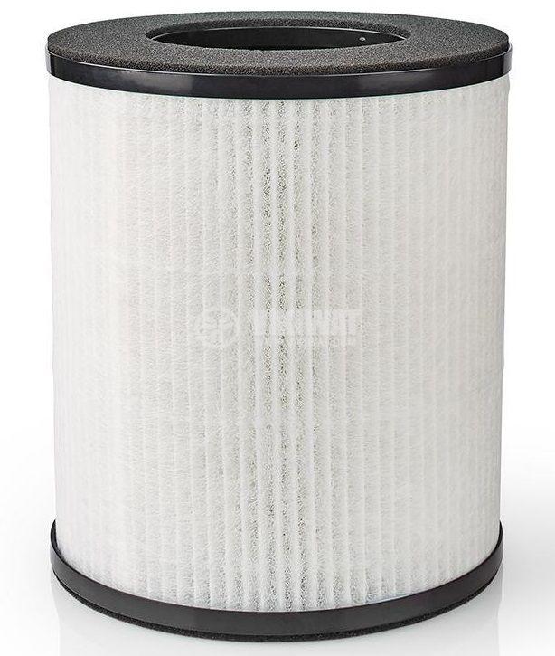 Филтър за пречиствател за въздух AIPU100CWT, NEDIS, ф175mm  - 1