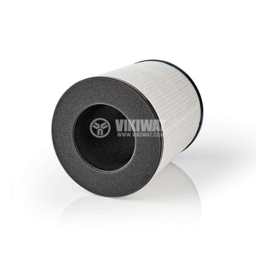 Филтър за пречиствател за въздух AIPU100CWT, NEDIS, ф175mm  - 4
