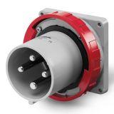 Industrial plug, 125A, 415VAC, 3P+E, SCAME 248.12596