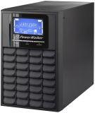 Аварийно захранване UPS VFI 1000 C LCD, 1000VA, 110~300VAC, 800W, On-line, истинска синусоида