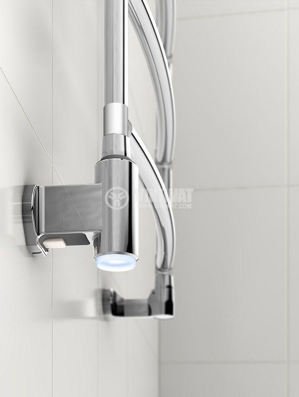 Нагревател за лира за баня PAX Momento II, 75W, 230VAC, Bluetooth - 3