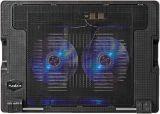 Охлаждаща подложка за лаптоп, черна, до 18 инча, NEDIS NBCR200BK
