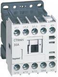 Контактор 417071, 3P, 24VDC бобина, 16A, оперативни контакти 3xNO
