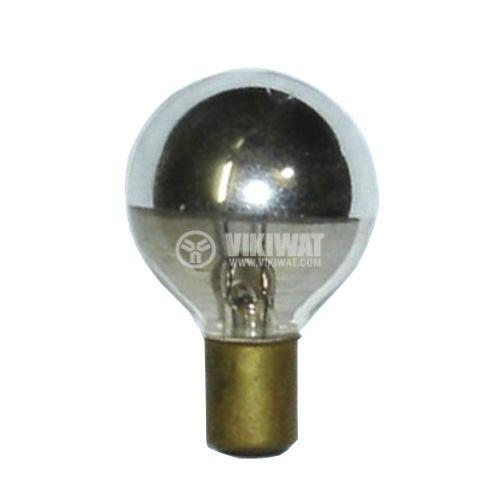 HALOGEN LAMP LT05049 12V, 25W, B15D, FOR OPERATING LAMPS