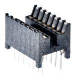 Integrated Circuit socket, DIP, 14 lead