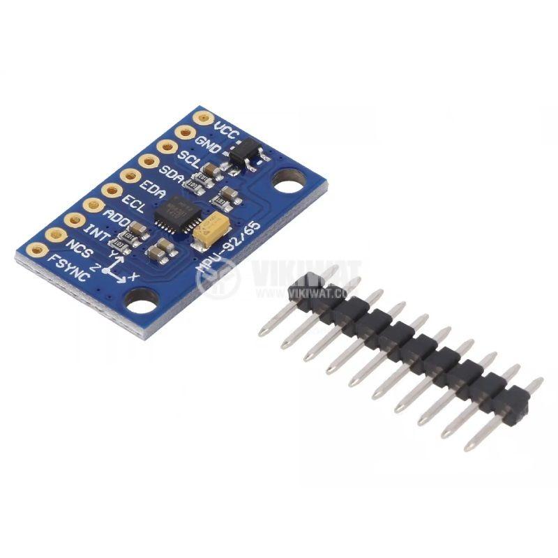Сензорен модул OKY3231-7, за позиция, 3~5VDC, I2C, OKYSTAR