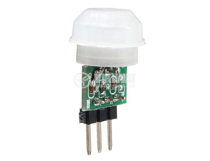 Сензорен модул за движение, 2.7~12VDC, OKYSTAR - 5