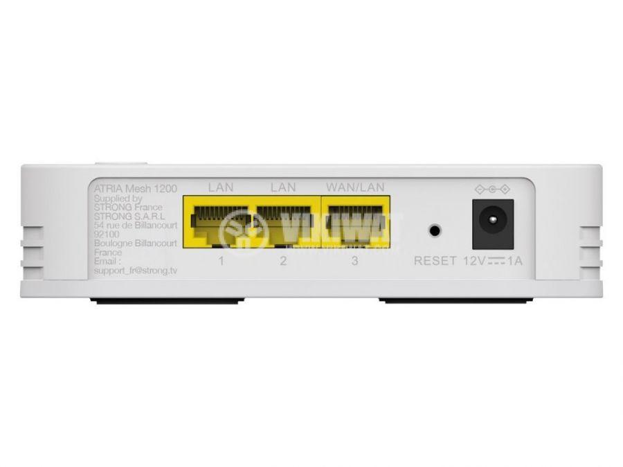 Wireless system ATRIA Wi-Fi Mesh Home Kit, 1200Mbit/s, 802.11ac  - 7