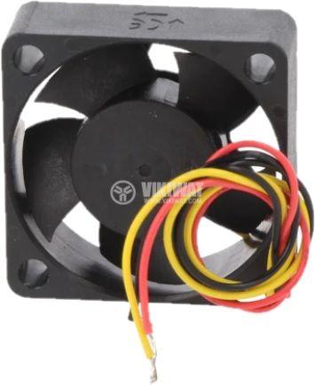 Вентилатор 5VDC, 30x30x10mm, лагер Vapo, 9.3m³/h - 2