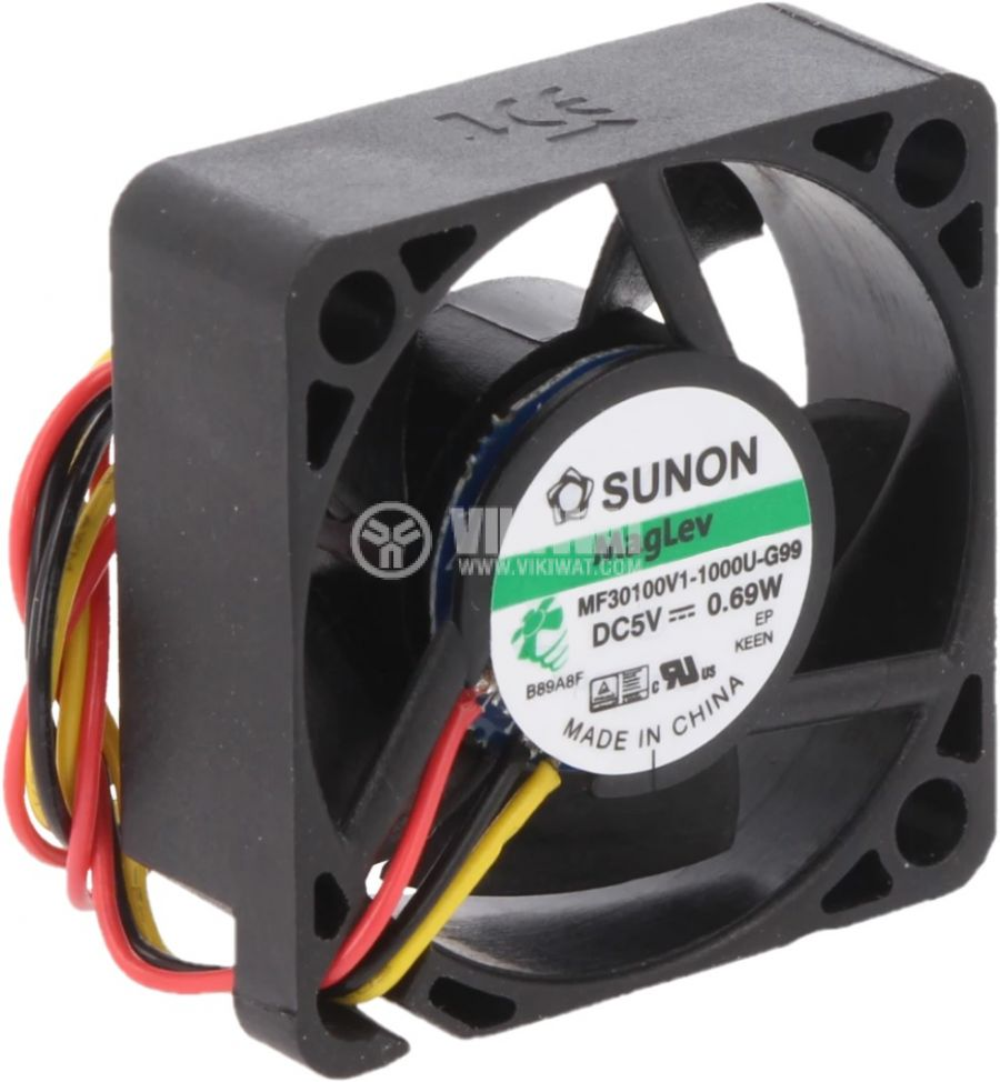 Вентилатор SUNON MF30100V1-1000U-G99  - 1