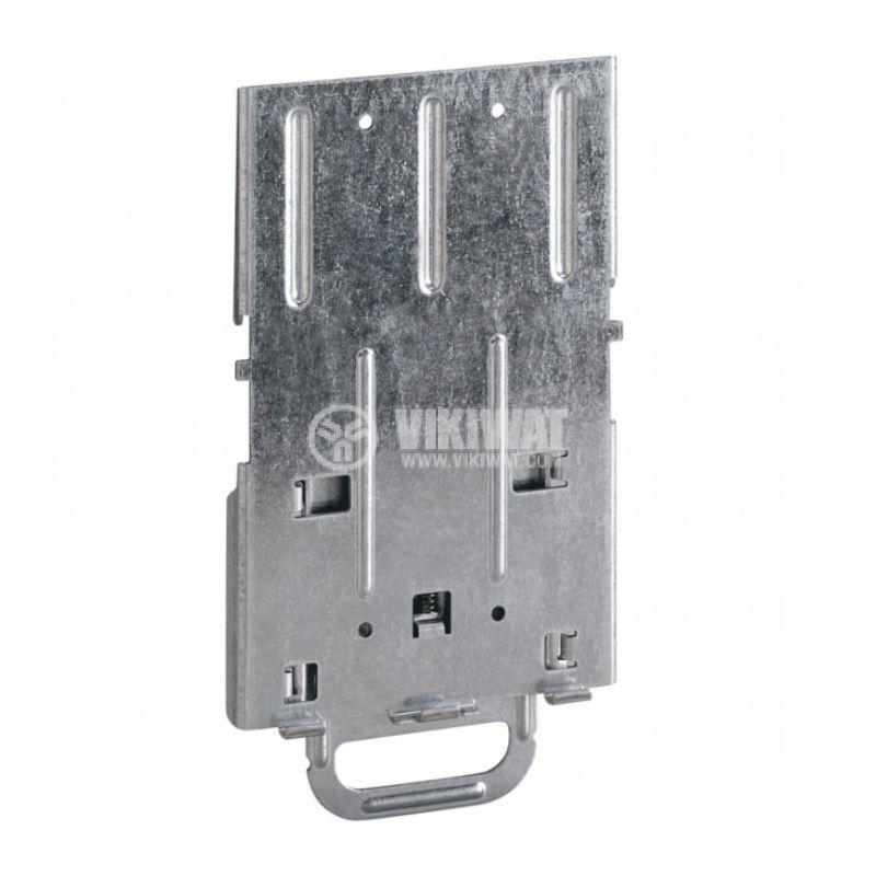 Носач за DIN шина 421072, за автоматичен прекъсвач DPX3 250 3P / 4P