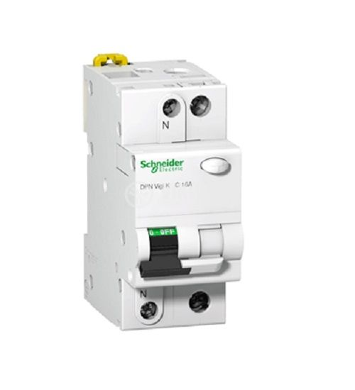 Residual Current Circuit Breaker (RCCB) DPN N Vigi 2P, 16 A, 30 mA, AC - 1