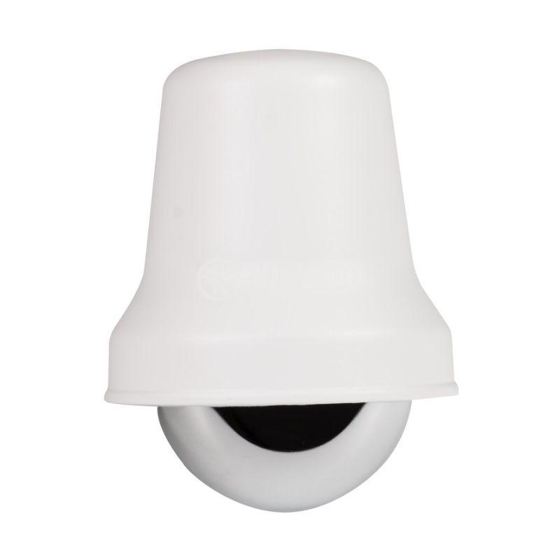 Звънец, ZAMEL DNT-206, електромеханичен, 8VAC, 79dB, бял - 1