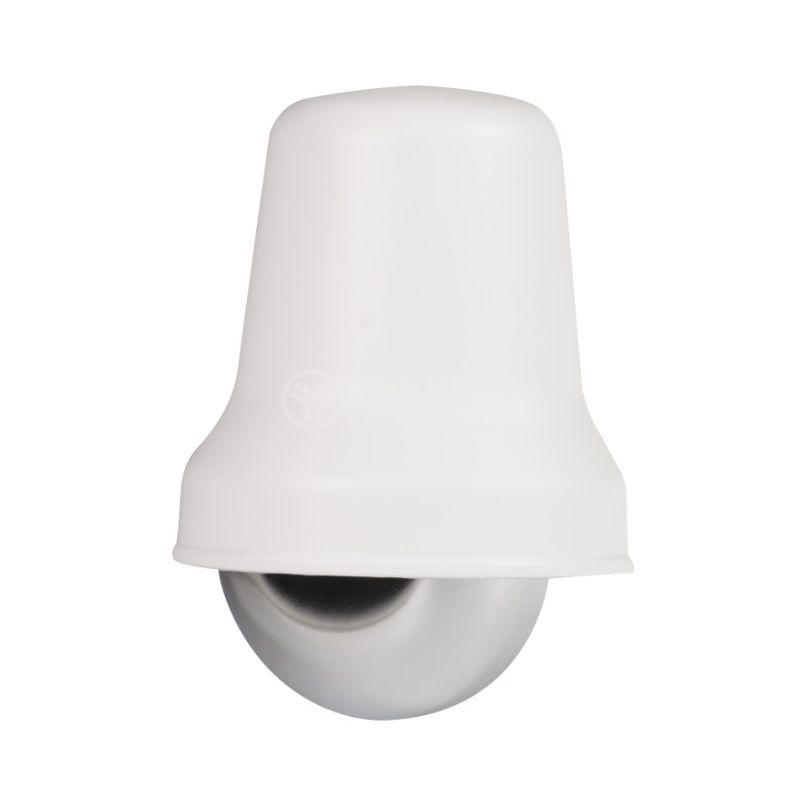 Звънец, ZAMEL DNT-206, електромеханичен, 8VAC, 79dB, бял - 2