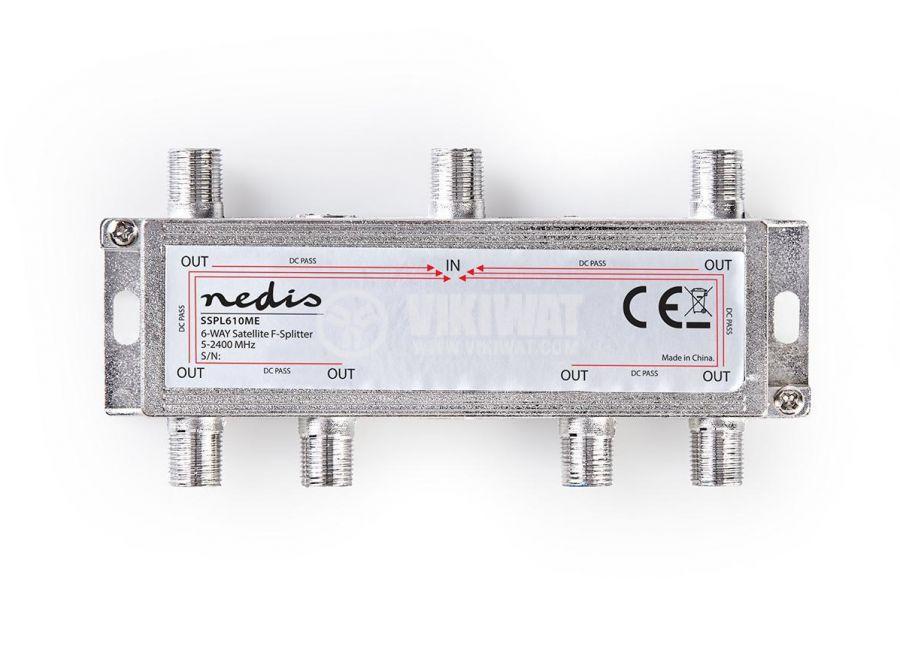Сплитер NEDIS - 1