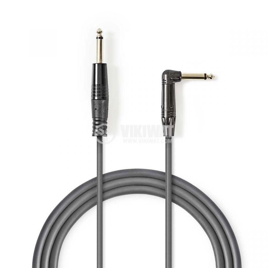 Професионален аудио кабел NEDIS COTH23005GY15 - 1