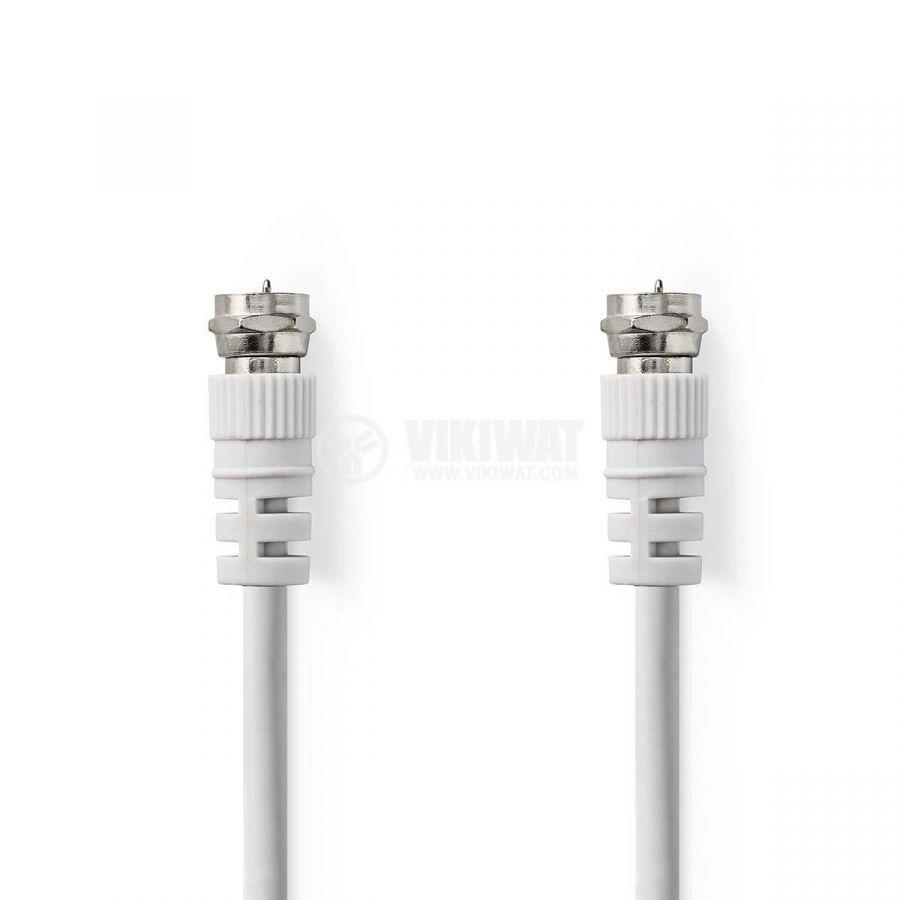 Коаксиален кабел NEDIS CSGP41000WT200 - 1