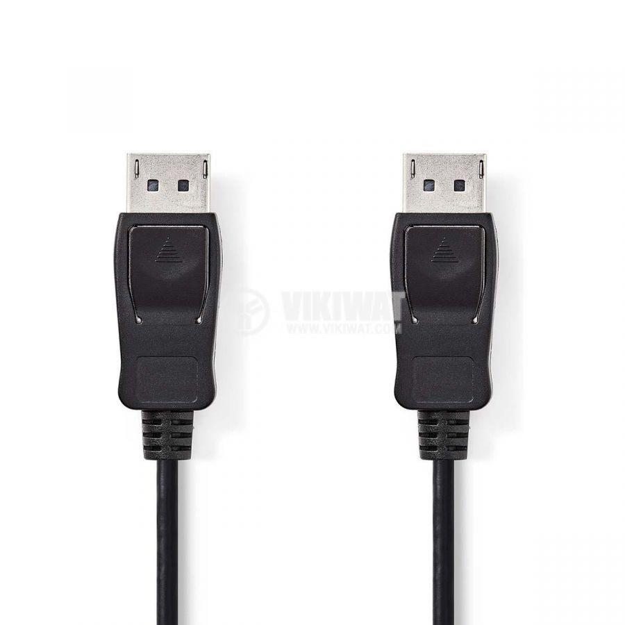 Cable CCGP37010BK30, NEDIS - 1