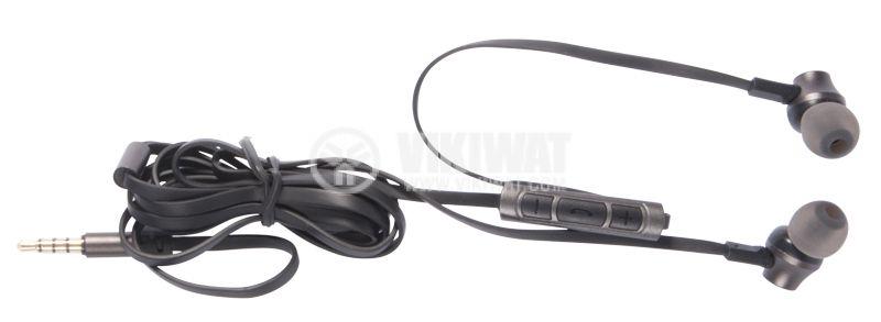 Headphones RM-610D, jack 3.5 mm - 1