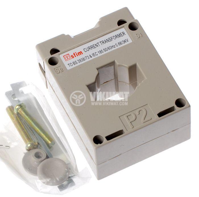Токов трансформатор 5А 660V MSQ-30 - 2