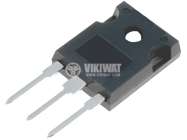 Transistor IRGP35B60PDPBF , N-IGBT+D, 600 V, 60 A, 308 W, TO247AC