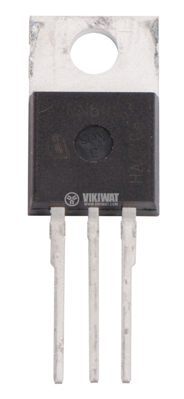 Транзистор IRL1004, N-MOSFET, 40V, 130A, 200W, 6.5mohm, TO-220AB