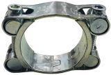 Винтова скоба Super двойна 70-80mm 20mm