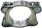 Винтова скоба Super двойна 100-110mm 24mm