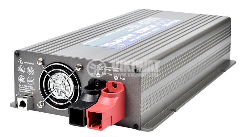 Inverter TS-1000-248B, 48VDC, 230VAC, 1000W , pure sine wave - 2