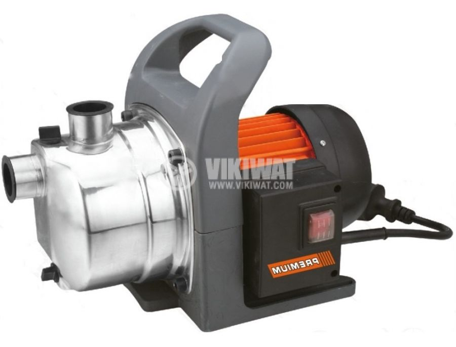 Stationary pump for clean water, 8m, 800W, PREMIUM