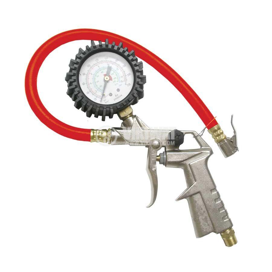 Пневматичен пистолет за гуми, 12bar, PREMIUM