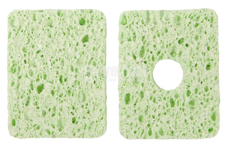Soldering iron sponge