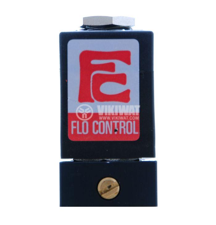 "Електромагнитен вентил, FLO CONTROL 609500/671, еднопътен, G 5/16"", 1 MPa, бобина 24 VDC - 4"