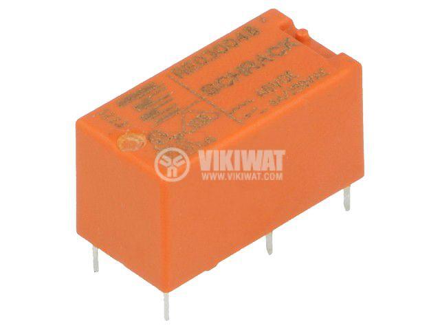 Реле електромагнитно 1-1393217-1, бобина 48VDC, 6A, 250VAC, SPST