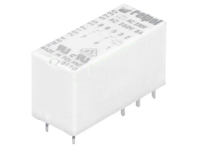 Реле електромагнитно RM84-2012-35-5230, бобина 230VAC, 8A, 250VAC
