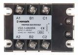 Солид стейт реле, VGX-3-4840DA, трифазно, полупроводниково, 3-32VDC, товароносимост, 40A/480VAC