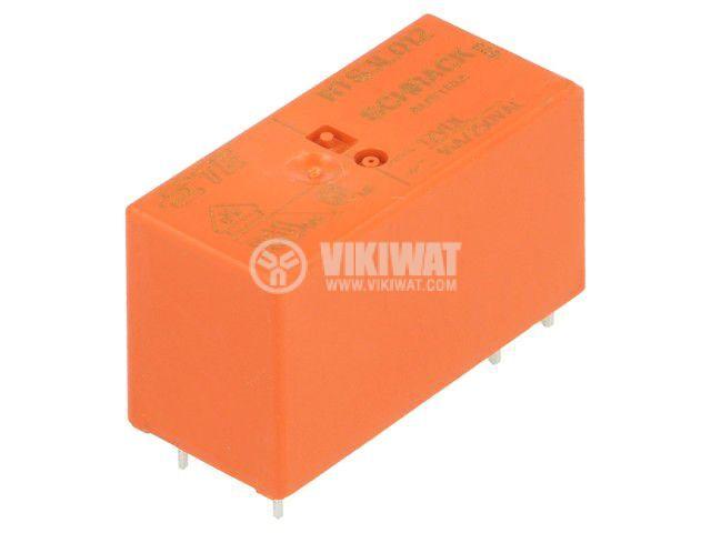 Реле електромагнитно 1-1415898-9, бобина 12VDC, 16A, 250VAC, SPST