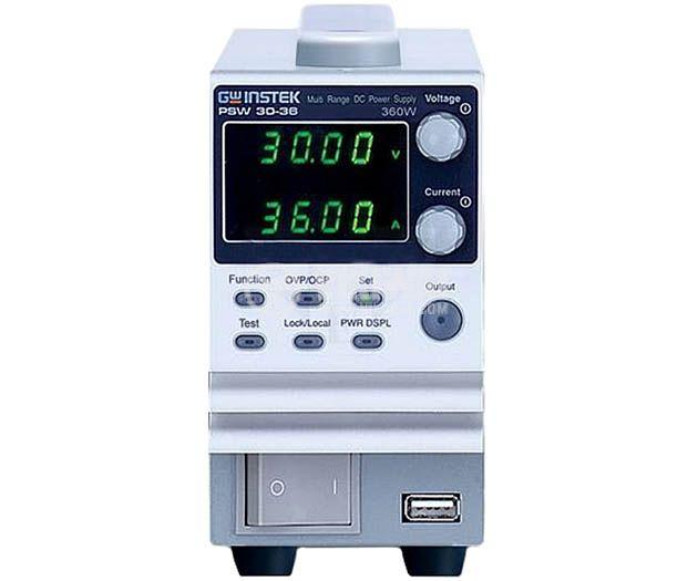 DC импулсен програмируем лабораторен захранващ блок PSW 30-36, 36 A, 30 V, 1 канал, 360 W