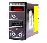 Temperature controller, GEFRAN RD88 E, 24 VAC - 48 VAC, 0 °C to 199 °C, J type, PID, relay output