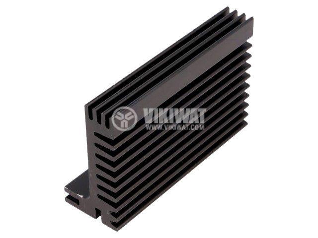 Алуминиев радиатор SK96/84/SA за охлаждане, 28x55x84mm