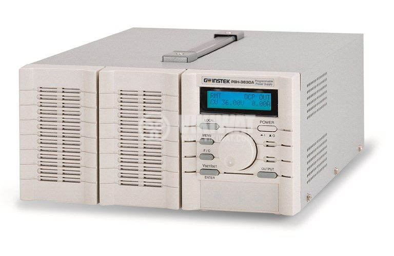 Programmable Switching DC Power Supply PSH-3630A, 30 A, 36 V, 1 channel, 720W