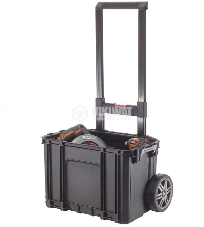 куфар за инструменти с колела - 3