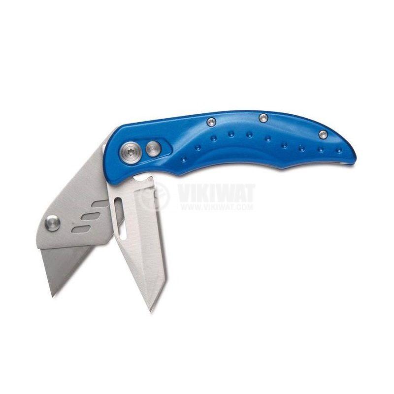 Сгъваем нож с две остриета - 1